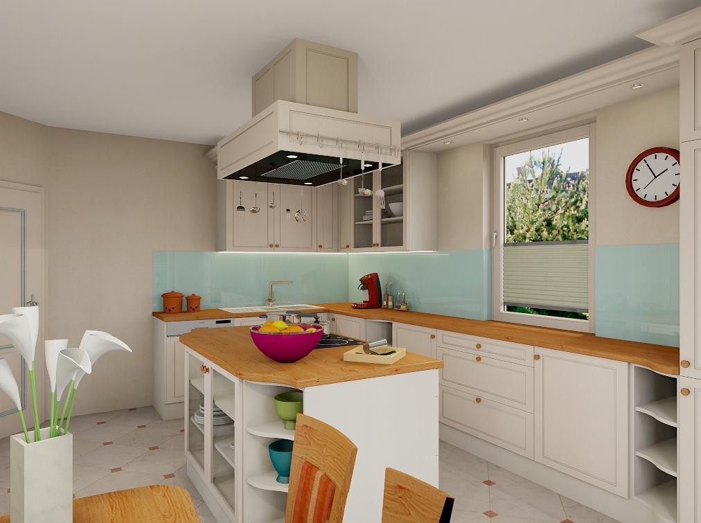 kueche tischlerei albers entwurf 1 plan 02 tischlerei albers. Black Bedroom Furniture Sets. Home Design Ideas