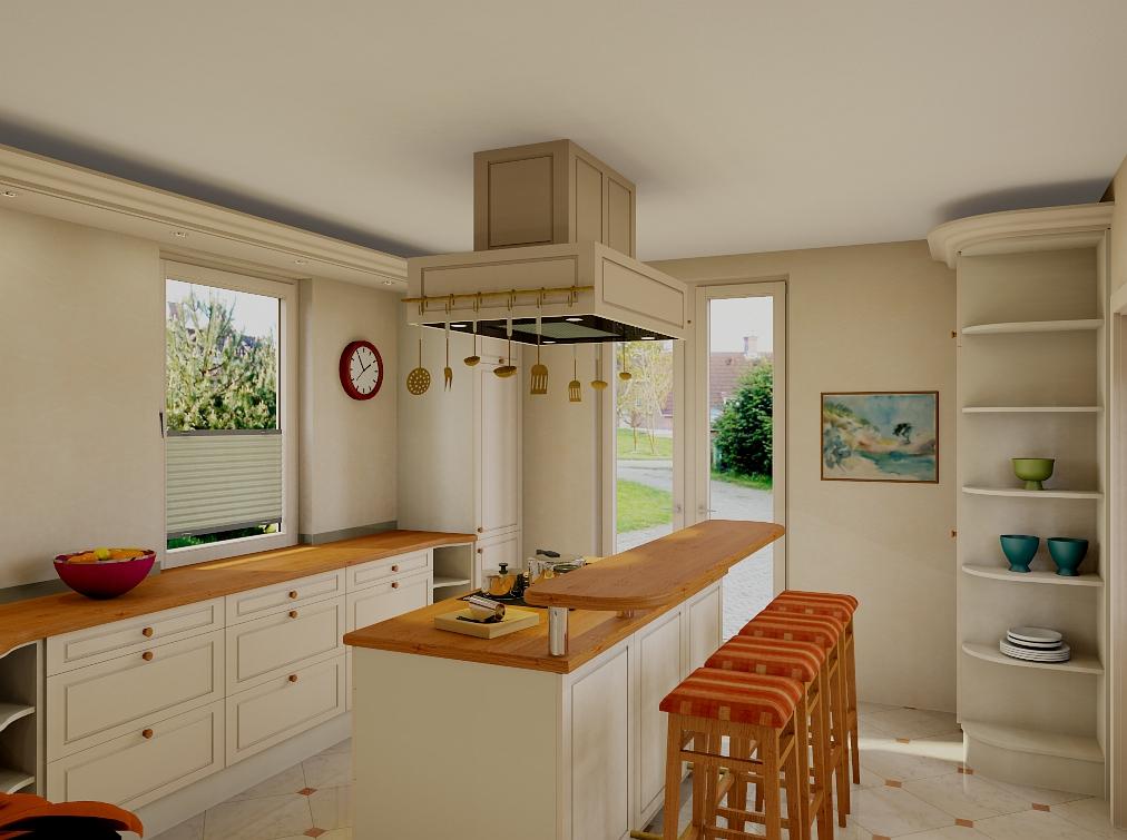 kueche tischlerei albers entwurf 2 plan 03 tischlerei albers. Black Bedroom Furniture Sets. Home Design Ideas