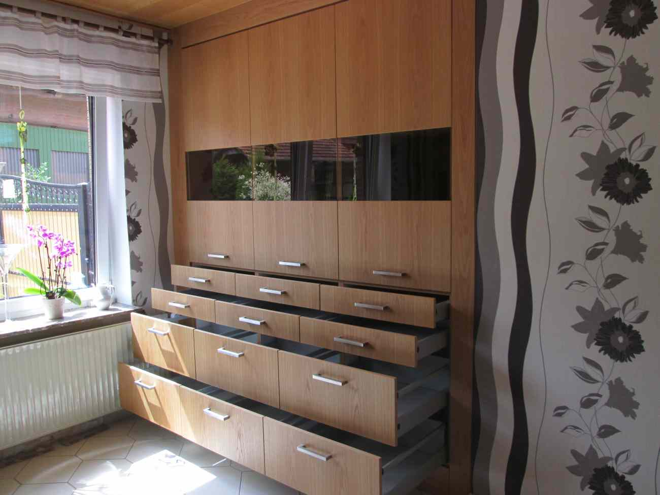 wohnzimmer 013 tischlerei albers. Black Bedroom Furniture Sets. Home Design Ideas