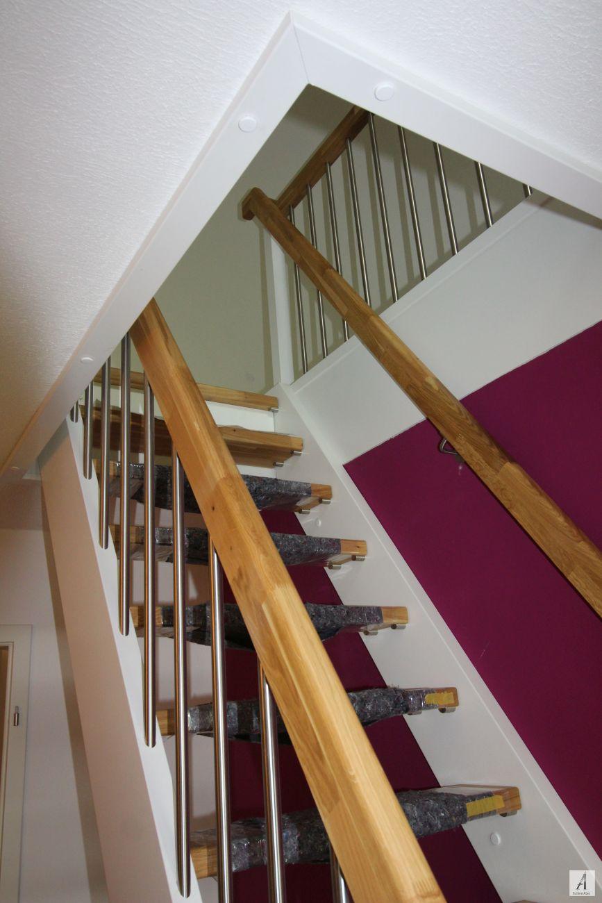 treppe zum dachboden 007 tischlerei albers. Black Bedroom Furniture Sets. Home Design Ideas