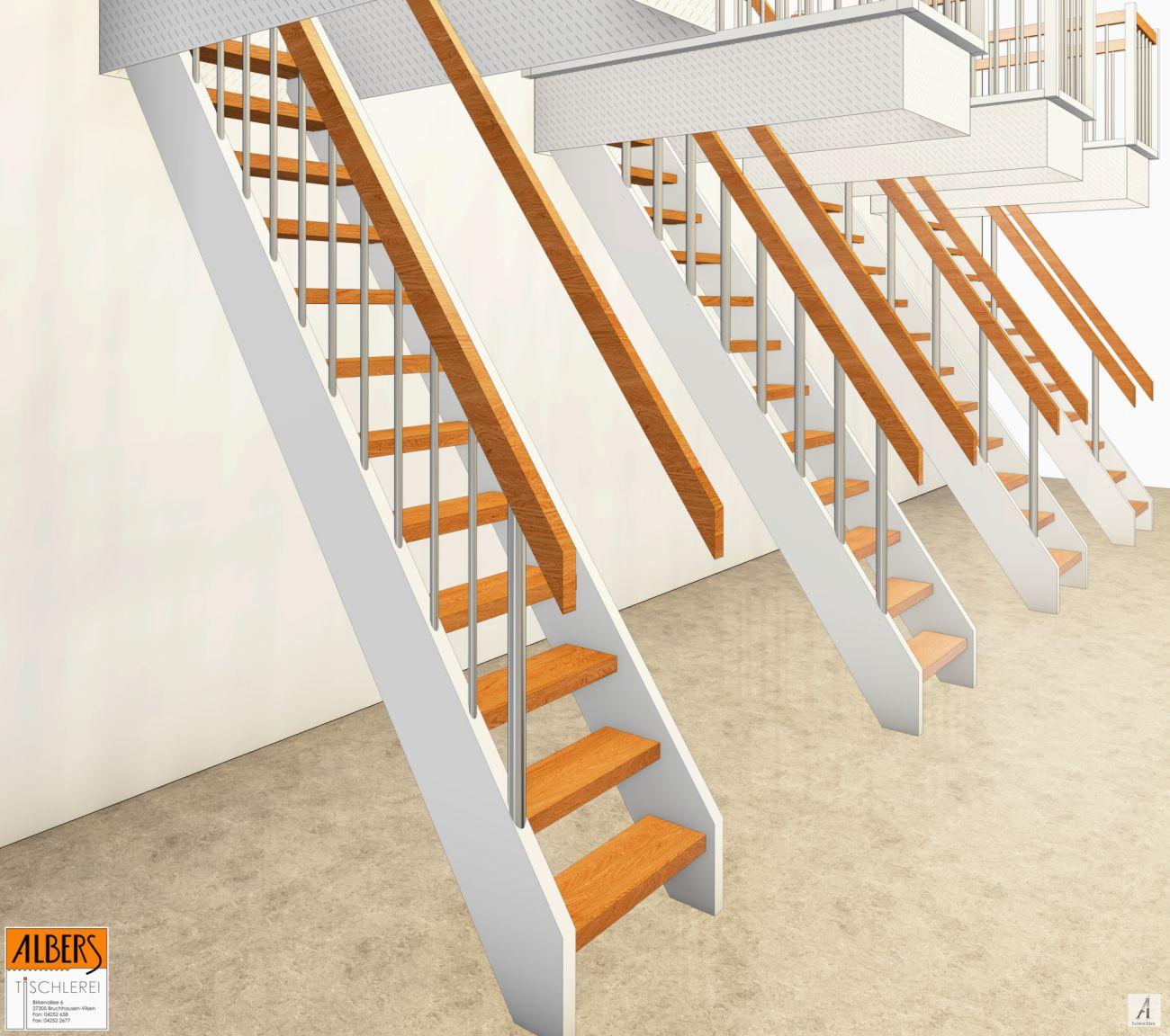 treppe zum dachboden 010 tischlerei albers. Black Bedroom Furniture Sets. Home Design Ideas