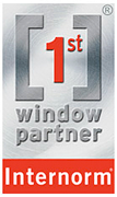 1st windoe partner internorm