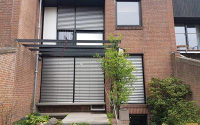 Austausch der Fenster eines Einfamilienhauses in Hannover