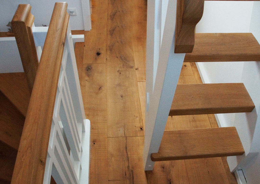 Dachtreppe Speziallösung Treppen Tischlerei Albers