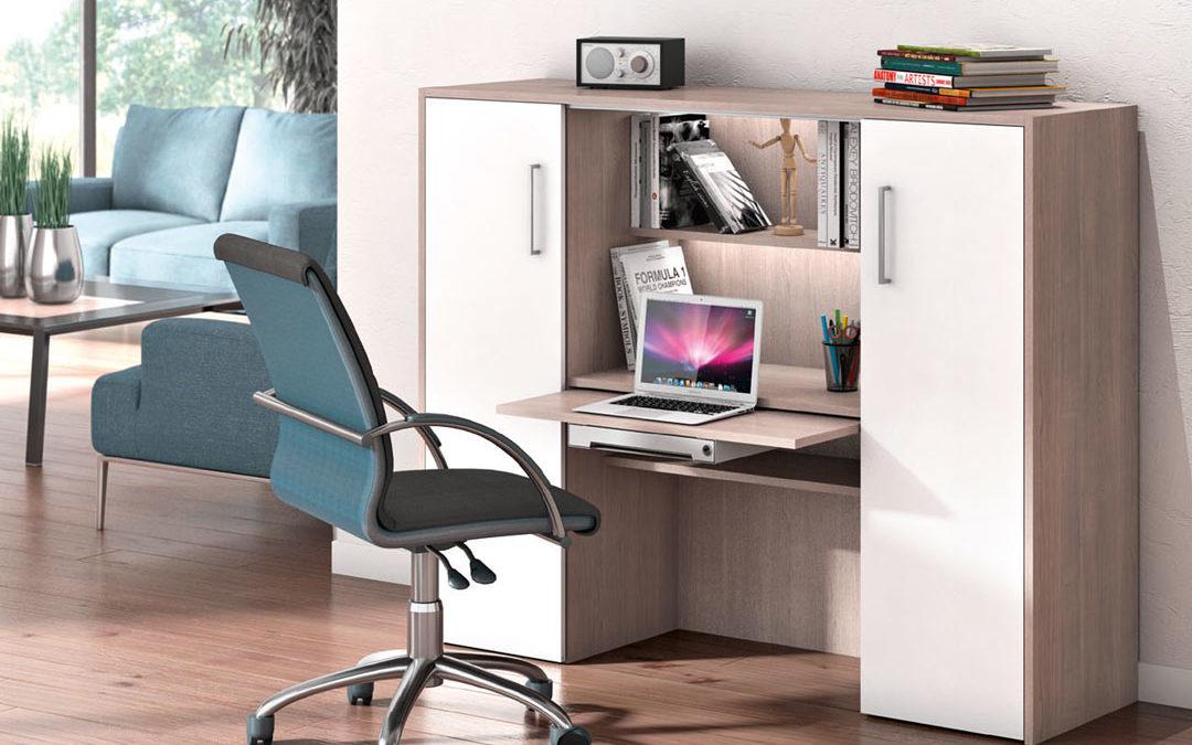 Homeoffice: Schreibtisch & Stauraum vom Tischler