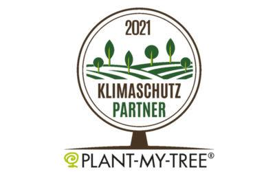Bäume pflanzen für mehr Klimaschutz. Mit PLANT-MY-TREE(R)